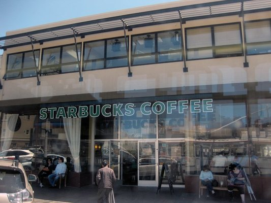 laurel heights starbucks san francisco