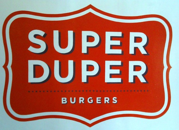 Super duper burger logo