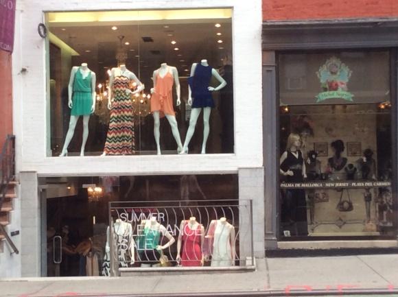 SoHo fashion ghetto